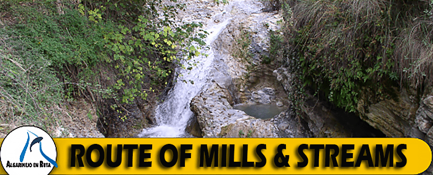 Route of the mills & streams